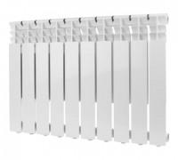 ROMMER Optima 500 10 секций радиатор алюминиевый (RAL9016)