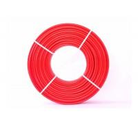 Труба PE-RT 16х2,0 мм бухта 200м (красная) Хайсскрафт
