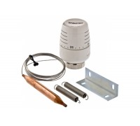 Термоголовка VALTEC с выносным накладным датчиком (диап.регул-ки 20-60С) (VT,5012,0,0)