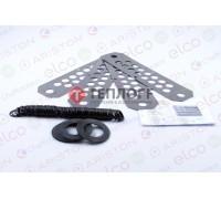 Прокладки нижние (комплект) r601/2/3 Ariston 64201895