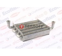 Основной теплообменник (алюм.) Ariston 65115065-FA