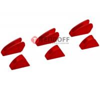 Губки защ.для перест. клещей-гаечных ключей KN-86хх18 (KN-8609180V01) KNIPEX