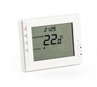 Термостат для электр. тёплого пола Teplocom TSF-Prog-220/16A