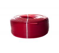 001620 STOUT 16х2,0 (200м) PEX-a труба из сшитого полиэтилена с кислородным слоем красная(Испания)