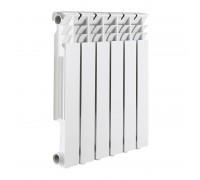 ROMMER Optima Радиатор алюминиевый AL500-80-80 10 секций