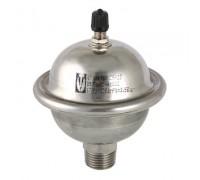Гаситель гидроударов мембранный VALTEC, 0,162 л (нерж.)