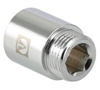 Удлинитель 3/4*80мм ХРОМ VTr.198.C.0580