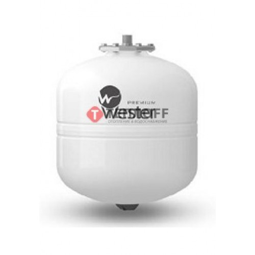 Мембранный бак для системы ГВС Wester Premium WDV24