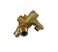 3-ходовой клапан/гидравлический переключатель в сборе Baxi Luna 607250