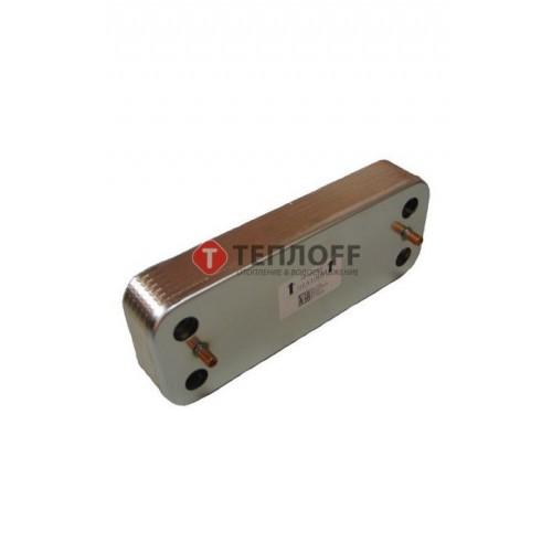Теплообменник ГВС FIT VUW 242/5-2 Vaillant 0020123543