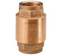 Клапан 1/2 обратный пружинный муфтовый с металлическим седлом Itap EUROPA 100